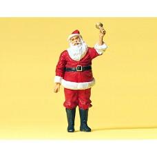 Preiser 63084 - Santa Claus w/Bell 1:32