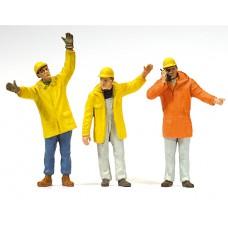 Preiser 63095 - Workers 3/