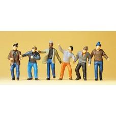 Preiser 68211 - Workers