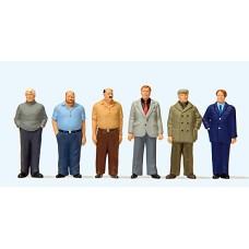 Preiser 68216 - Standing Men