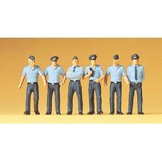 Preiser 72407 - Air Force in sum uniforms