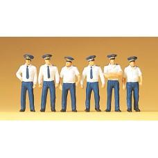 Preiser 72408 - USSR AF in summer uniforms