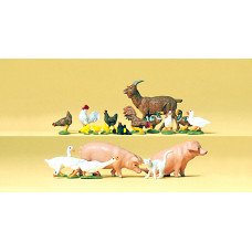 Preiser 72414 - Farm animals 1:72