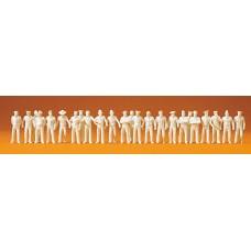Preiser 72513 - Uniformed people kit 1:72