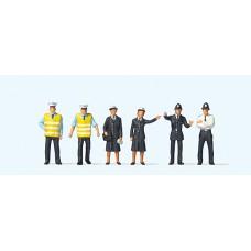 Preiser 73004 - British Police