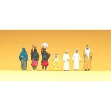 Preiser 74004 - Arabs