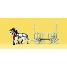 Preiser 79476 - Delivery wagon