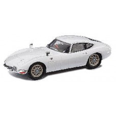 Ricko 38216 - Toyota 2000 GT weiss/white