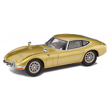 Ricko 38316 - Toyota 2000 GT gold