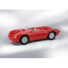 Ricko 38567 - Porsche 550 Spyder rot/red