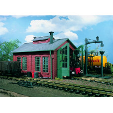 Vollmer 41251 - Single engine shed