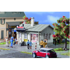 Vollmer 42418 - Model Railway Shop Kit