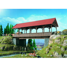 Vollmer 42515 - Covered Bridge