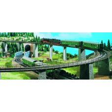 Vollmer 42547 - Deck Bridge for 40mm Trck