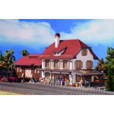 Vollmer 43450 - Brunntal Station Bio