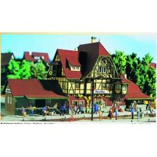 Vollmer 43510 - Psgr station Neuffen