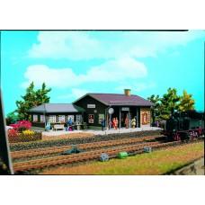 Vollmer 43525 - Railway station Schonwies