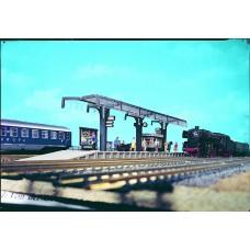 Vollmer 43534 - Passenger platform 14