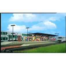 Vollmer 43536 - Platform Seeburg