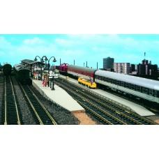 Vollmer 43558 - Station platform 35