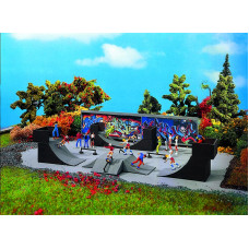 Vollmer 43610 - Skateboard Park wo/fig