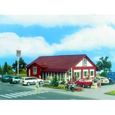 Vollmer 43658 - Aldi Supermarket