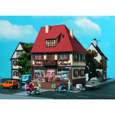 Vollmer 43674 - Butcher's Shop