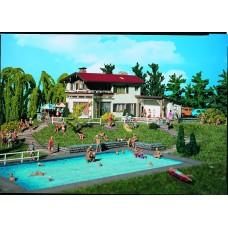 Vollmer 43700 - Sunshine House Kit