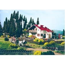 Vollmer 43701 - Mountain cottage kit