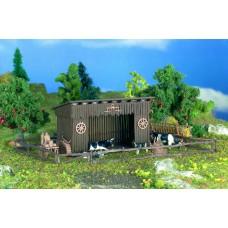 Vollmer 43741 - Cattle Shelter
