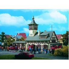 Vollmer 43751 - Village Fire Station