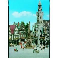 Vollmer 43758 - Ornamental fountain