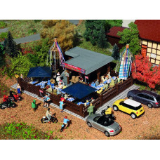 Vollmer 43784 - Beer Garden Kit