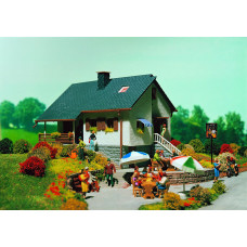 Vollmer 43848 - House In The Park Kit
