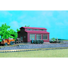Vollmer 45603 - Railway workshop kit
