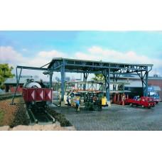 Vollmer 45616 - Steel Depot