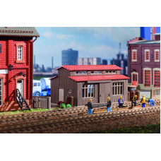 Vollmer 45622 - Hazardous Materials Shed