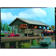 Vollmer 45700 - Freight Shed