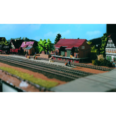 Vollmer 45701 - Freight station kit