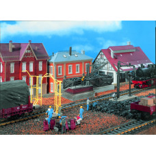 Vollmer 45711 - Gauge/Water Spt/Coal Stn