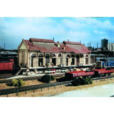 Vollmer 45715 - Freight station