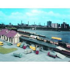 Vollmer 45716 - Freight Loading Platform