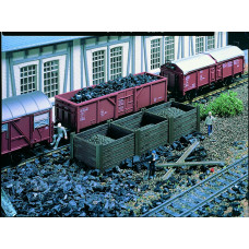 Vollmer 45717 - Coal Bin