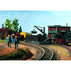 Vollmer 45719 - Coal bunker kit