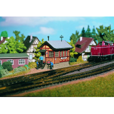 Vollmer 45730 - Crossing shed kit