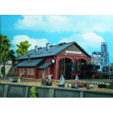 Vollmer 45753 - Two Stall Engine House