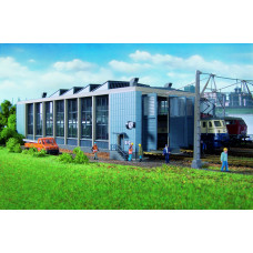 Vollmer 45765 - Engine Shed for Electric