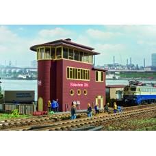 Vollmer 45767 - Rudesheim Signal Box Kit
