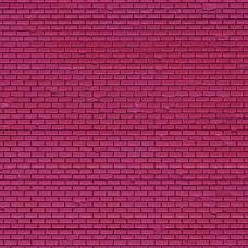 Vollmer 46033 - Red brick sheet