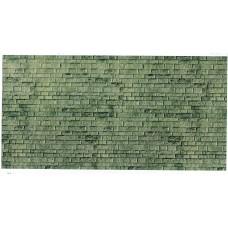 Vollmer 46049 - Embossed Stone Wllppr